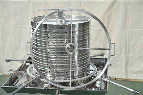化工|制药|食品层叠式保温过滤器
