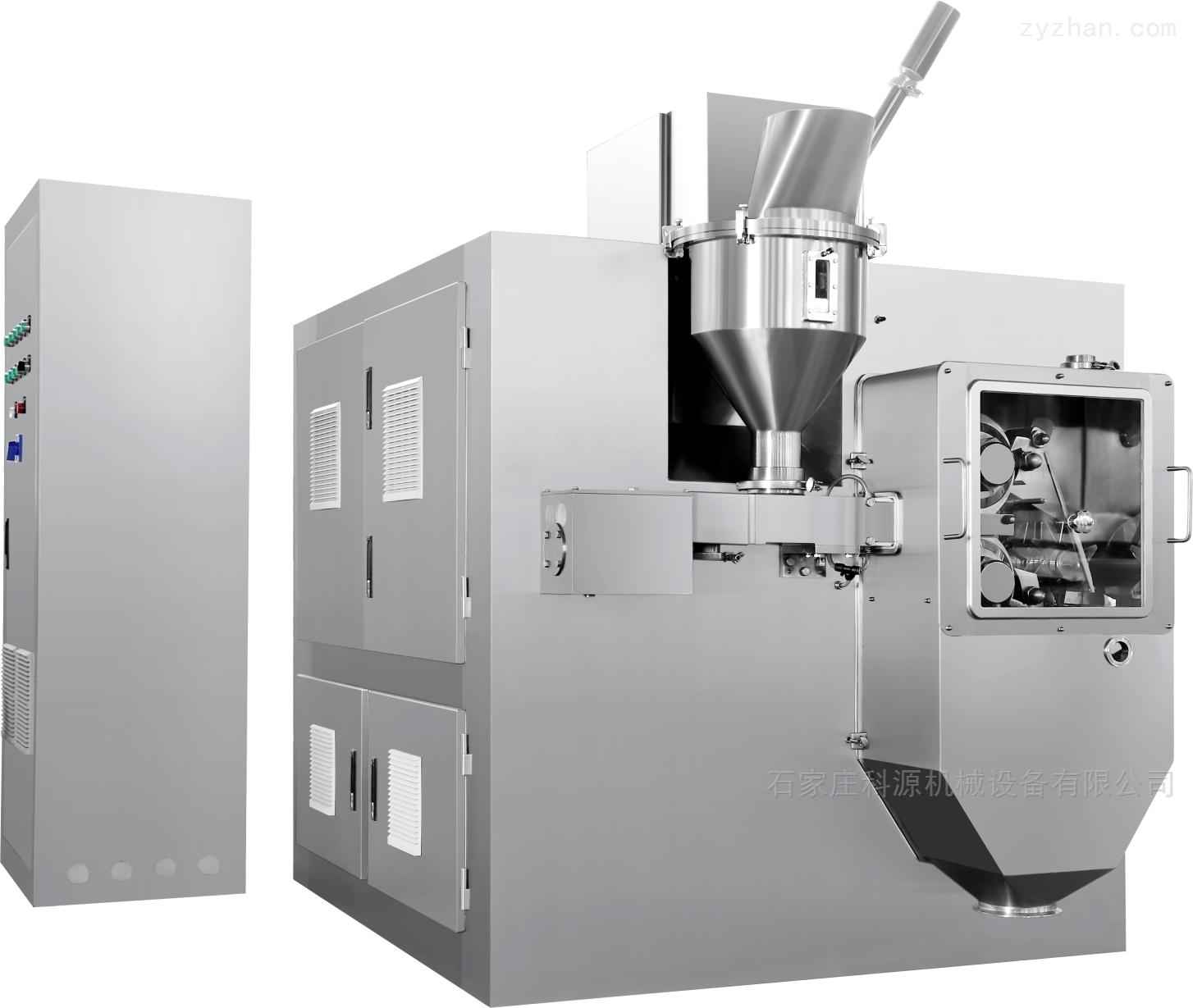 GZL240-100L型干法制粒机
