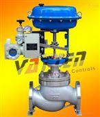 VT气动单座调节阀,薄膜式调节压力介质阀