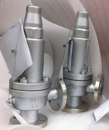安全阀A42F-25C DN32 整定压力1.9MPA