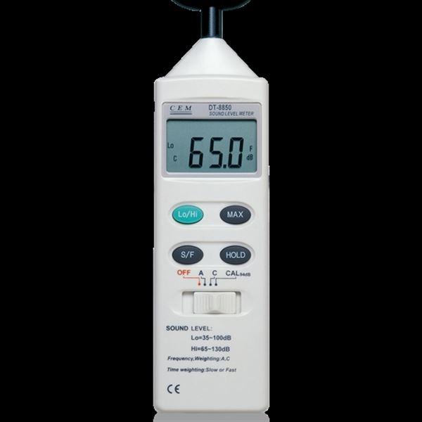 DT-8850型噪音计