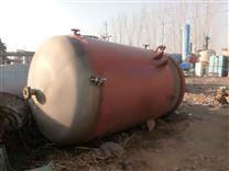 二手3吨不锈钢高压反应釜