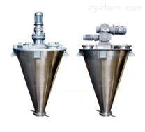 SHJ型系列錐形雙螺桿螺帶混合機