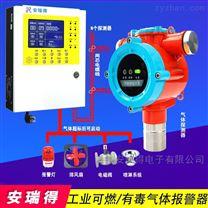 点型油气气体浓度显示报警器