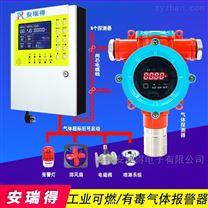 物聯網氫氣ppm氣體濃度顯示報警器