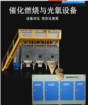 保定廢氣處理設備 voc催化燃燒設備廠家