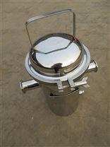 山西吊环篮式除污器原理图