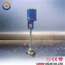 進口電動低溫調節閥