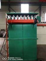 水泥廠XMC型脈沖布袋除塵器的粉塵治理