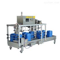 液体分装机,耐酸碱腐蚀称重式灌装机