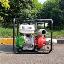 4寸汽油機水泵HS40HX