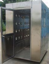重庆双人双吹不锈钢风淋室厂家直销价优质保