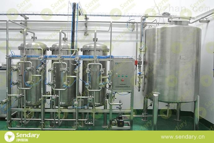 纯化水设备生产厂家