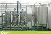 食品加工行業用水反滲透純水系統