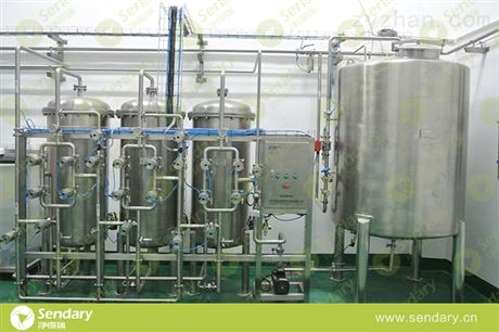 食品加工行业用水纯水设备