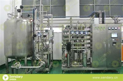KRM-CEDI/A 8000L医药制药纯化水设备
