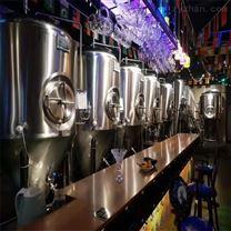 天津2000升精酿啤酒设备德式工艺