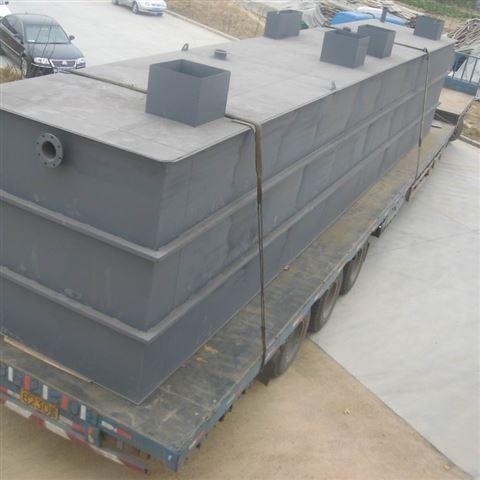 咸阳农村污水处理设备泰源设备完整