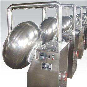 花生不锈钢糖衣机原理
