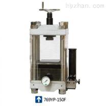上海新諾  手動粉末壓片機指針防護型
