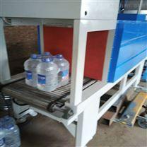 罐头打包机 二合一封切热收缩包装机