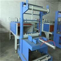 玻璃水自动封箱套膜收缩包装机 热缩机