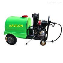 凯威浪 KWL300G车载水箱式户外高压清洗车