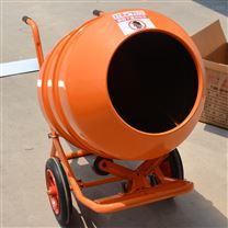 建筑电动滚筒式商用小型拌料机