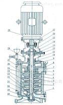 浙江成泉DL型立式多級離心泵