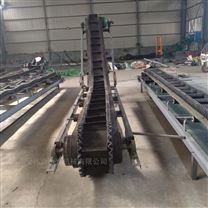 礦用大傾角輸送機木屑爬坡傳送機伸縮皮帶機