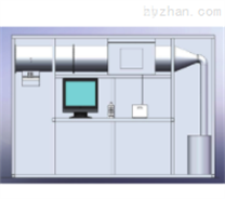 粉尘环境模拟试验箱