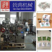 朝鮮 North Korea袋泡茶包裝機、tea bag packing machine