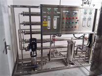 医药用水设备去离子水处理工艺