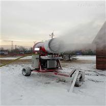 造雪機每小時除雪量