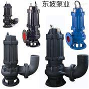 天津自耦式潜水排污泵