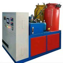 保溫水箱聚氨酯發泡機 pu保溫箱發泡設備