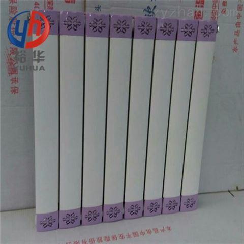 铜铝复合柱翼型散热器尺寸