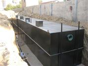常州垃圾滲透液地埋一體化污水處理設備
