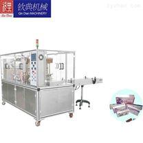 化妝品盒透明膜三維包裝機/藥盒透明膜包裝機