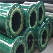 鋼襯聚氨酯復合管道應用范圍
