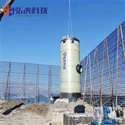 厂家一体化预制泵站农田灌溉污水泵站