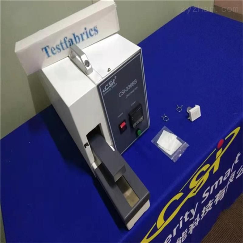 织物干湿摩擦色牢度测试仪