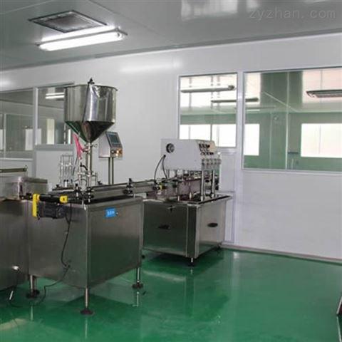 滨州食品生产车间净化工程彩钢板安装