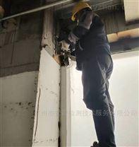 论钢结构房屋施工焊缝的超声波探伤检测