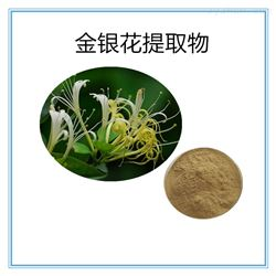 84603-62-3金银花花体提取物药食同源绿原酸84603-62-3