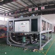 化工反應釜控溫低溫螺桿式乙二醇冷水機組