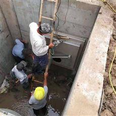 流量雨水一體化預制泵站,