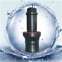 潜水轴流泵污水处理工程