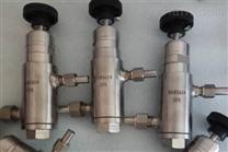 螺紋槽道減壓閥 SS2-KHB-CHF12MM-1B