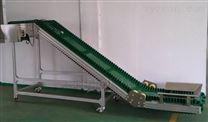 東莞皮帶輸送線膠帶式輸送機流水設備有速度